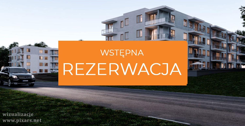 Mieszkanie M30 Człuchów, Budynek A, ul. Lawendowa [REZERWACJA]